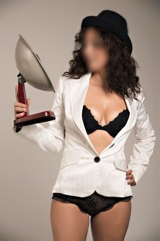 Rubi, Escort en Madrid
