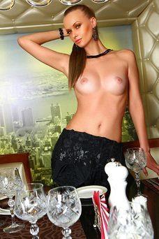 Katrina, Escort a Barcellona