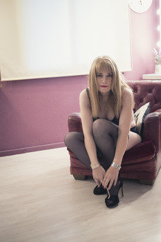 Violetta del Mar, Escort en Madrid