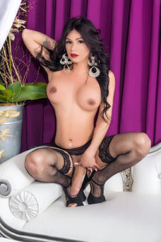 Luna, Travesti en Madrid