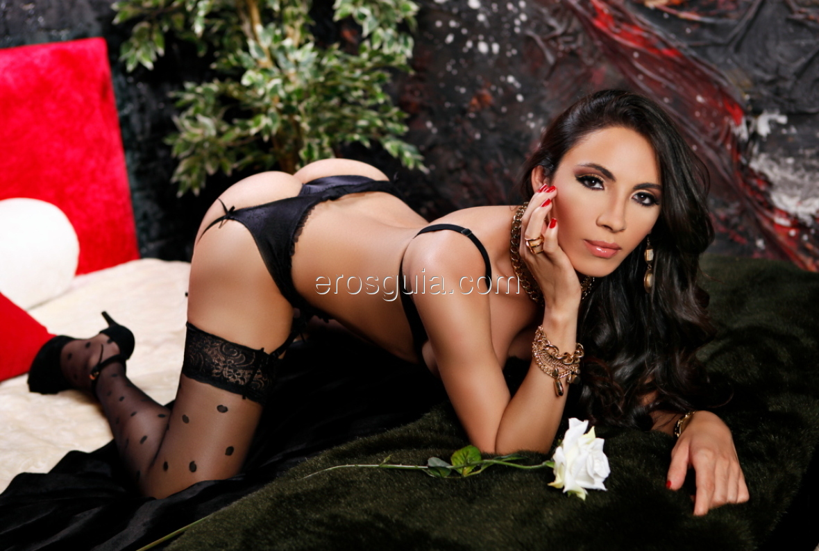 Gabriela, Escort in Madrid - EROSGUIA