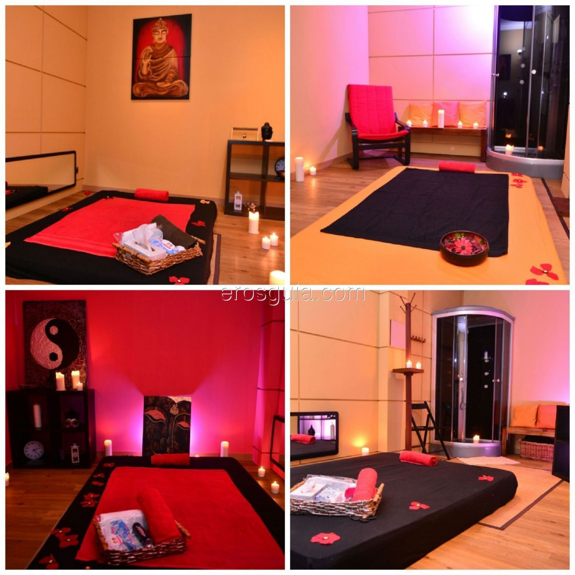 Our masseuses are experts in sensuality, always with plenty of elegance and...