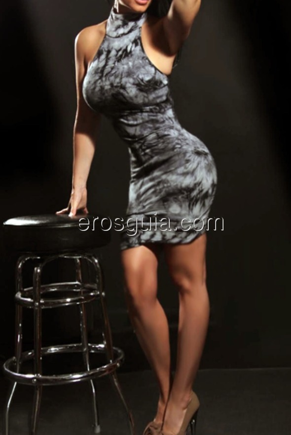 Intimately she's an escort that gives herself to the maximum and will give...