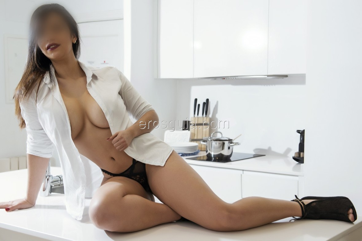 Ivanna, Escort in Madrid - EROSGUIA