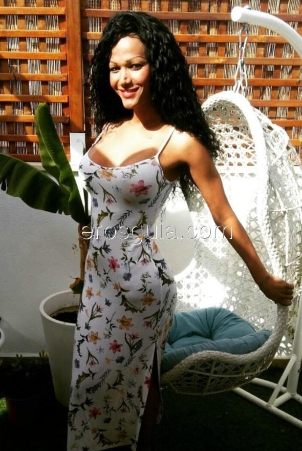 Samira Danner, Escort a Spagna - EROSGUIA