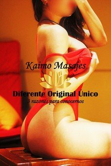 Kaimo Masajes, Massage centre in Madrid