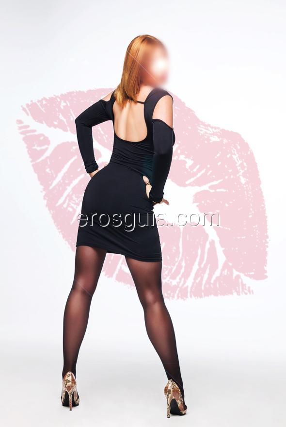 I'm Sandra Oshun, the 33 years old Spanish escort