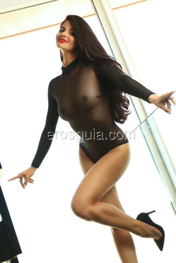 Isabella, Escort in Madrid - EROSGUIA