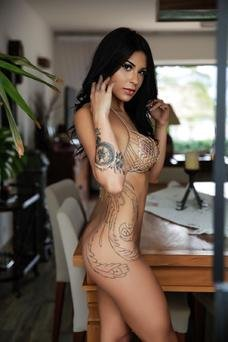 Lorena, Escort en Madrid