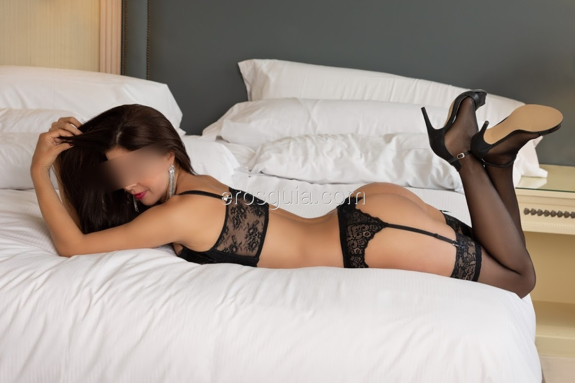 Eva, Escort en Madrid - EROSGUIA