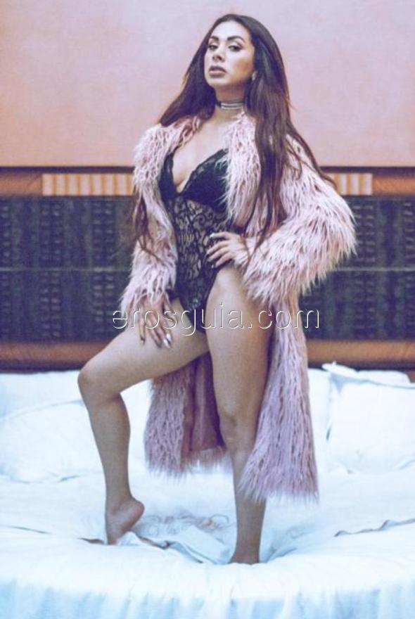 Hola!! Mi nombre es Tyra Ukerman, una mexicana muy bella y femenina,...